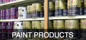Paint & Stain Products