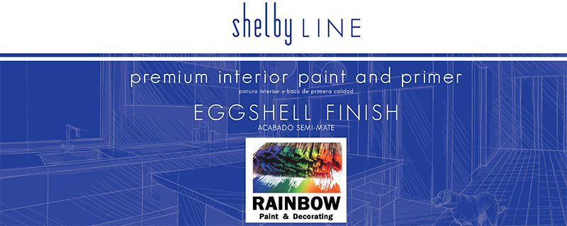 Rainbow Paints Interior Paints