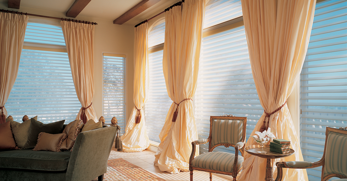 Why Choose Hunter Douglas Blinds for Your Space?