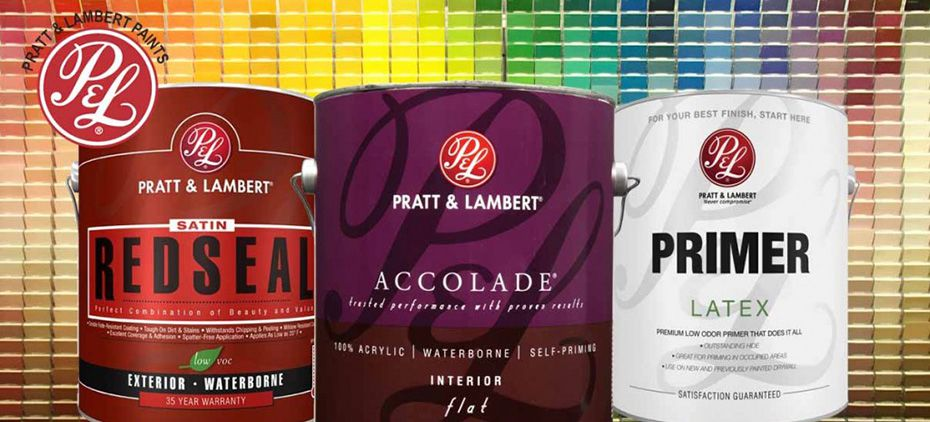 Pratt Lambert Paints in Birmingham, Homewood, Mountain Brook, Hoover & Vestavia Hills, Alabama (AL)