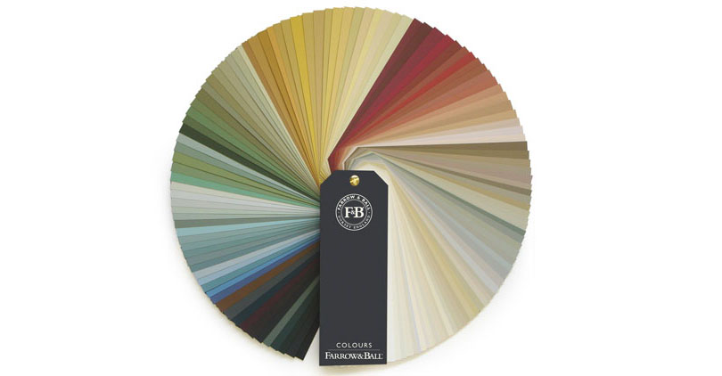 The Top 5 Reasons We Carry Farrow and Ball