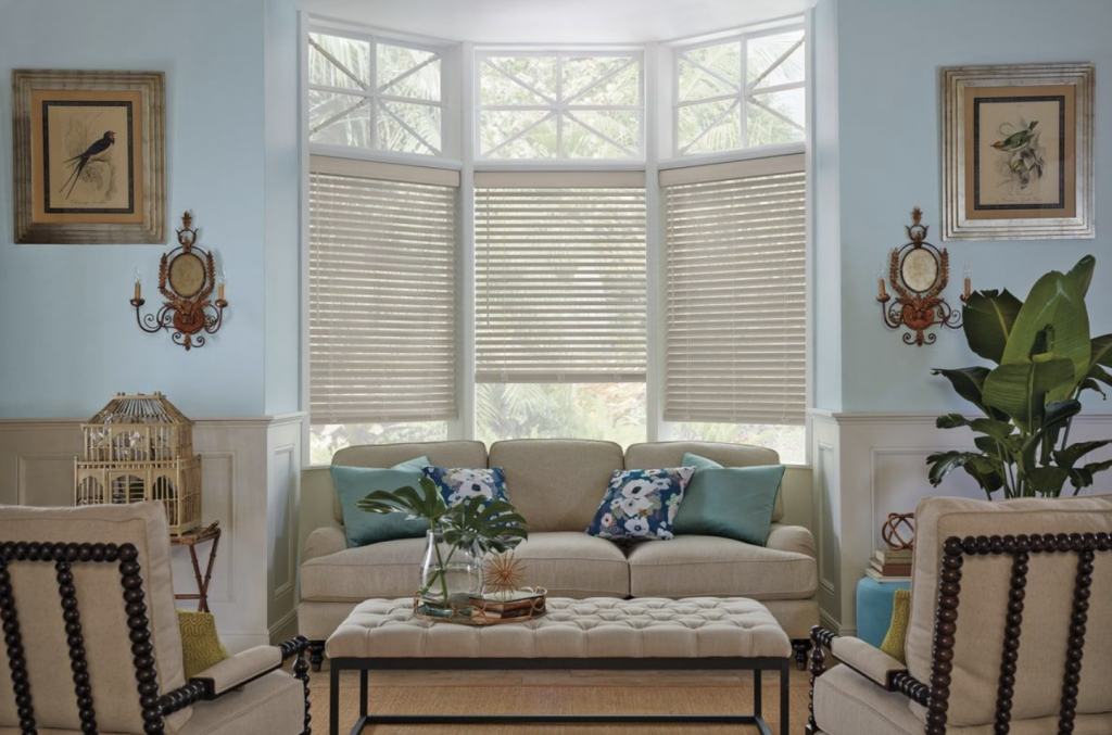 Custom Wood Blinds are a Great Choice for Homes in Birmingham, AL
