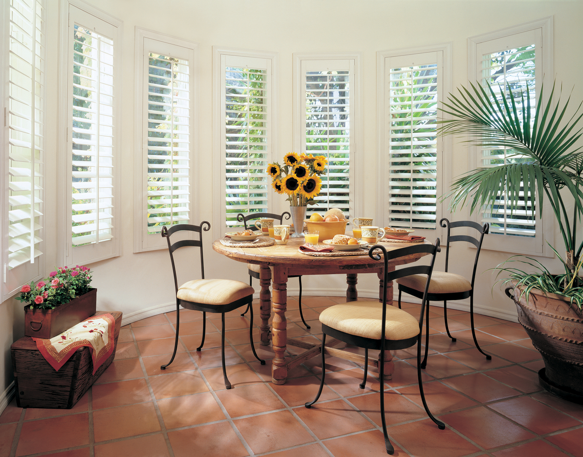 Which Plantation Shutters are Right for Homes in Birmingham, Alabama (AL) like Heritance Hardwood