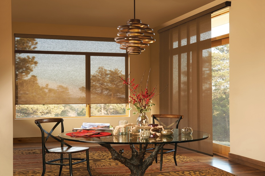 Custom Window Treatments for Newly-Built Homes