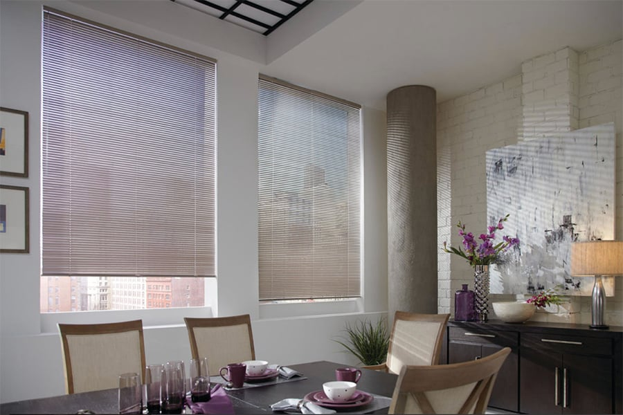 Why You Need Window Blinds in Your Home Near Birmingham, Alabama (AL) in Dining Rooms