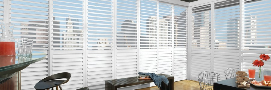 Create a classic look that stays in style near Birmingham, Alabama (AL), with Heritance Hardwood Shutters