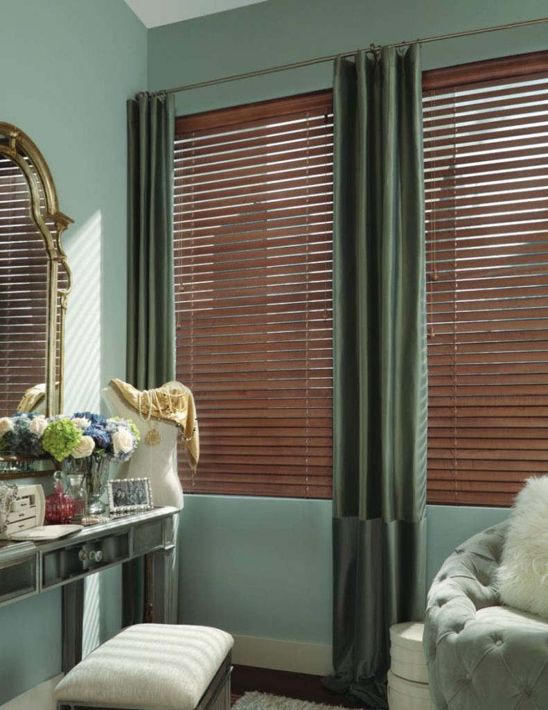 Parkland® Wood Blinds Birmingham, Alabama (AL), giving your home a custom and timeless look
